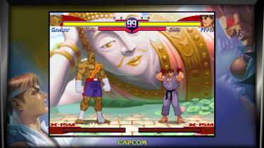 Alpha fleshes out some backstory and brings some old characters from the original Street Fighter back into the fold.