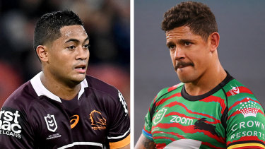 Anthony Milford and Dane Gagai could be moving in opposite directions.