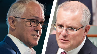 Former prime minister Malcolm Turnbull has criticised Prime Minister Scott Morrison for calling NSW Police Commissioner Mick Fuller over the police investigation into Energy Minister Angus Taylor.