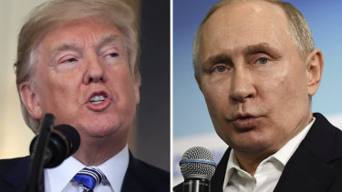 US President Donald Trump invited Vladimir Putin to the White House, the Kremlin revealed on Monday.