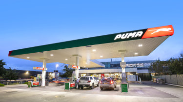 The Gisborne Puma petrol station sold within three hours of the campaign closing.