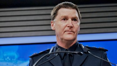 Victoria Police Chief Commissioner Shane Patton responds to the royal commission.