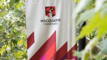 Macquarie University has enforced a staff hiring freeze.