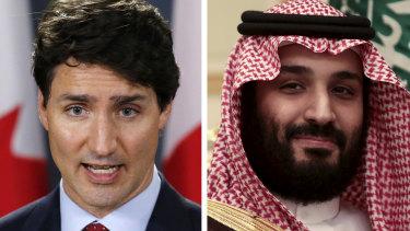 A tweet has escalated into a world-class diplomatic clash between Canada and Saudi Arabia.