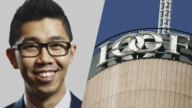 IOOF deputy chief investment officer and head of equities Stanley Yeo.