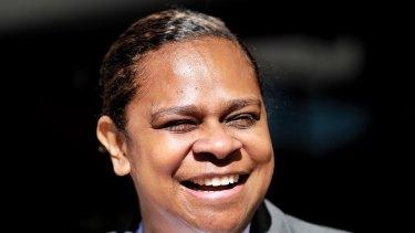 Queensland MP Cynthia Lui.