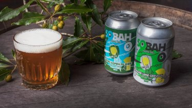 Sobah non-alcoholic beer will feature on the drinks list.