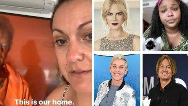 Australian comedian Celeste Barber's  bushfire appeal has gone global attracting donations from Nicole Kidman, Lizzo, Elle DeGeneres and Keith Urban.