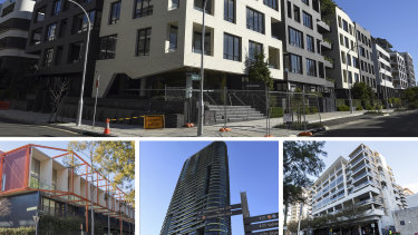 A number of high-profile building defects and an oversupply of apartments in Sydney has lenders considering tightening mortgage restrictions.