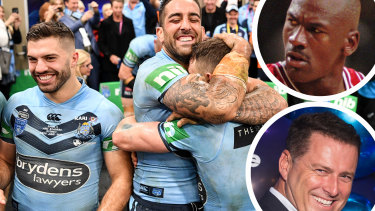 Karl Stefanovic is hoping to produce a State of Origin documentary in a similar behind-the scenes style to the Last Dance, which followed the Michael Jordan-led Chicago Bulls during their era of NBA dominance.