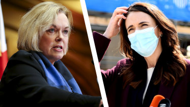 New Zealand Opposition Leader Judith Collins has focused her attack on Jacinda Ardern in recent weeks.