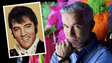 "Baz Luhrmann's new ""Elvis"" movie is currently being shot on the Gold Coast."