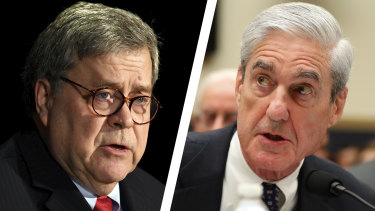 A US federal judge has sharply rebuked Attorney-General William Barr's handling of Robert Mueller's Russia report.