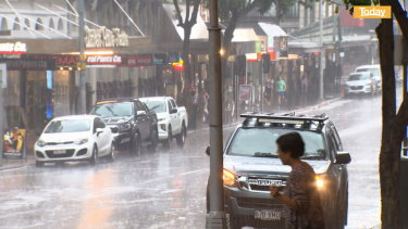Sydney is expecting more rain this week.