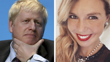 Johnson and his girlfriend Carrie Symonds have dominated the UK newspaper front pages for all the wrong reasons.