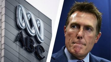 Christian Porter is suing the ABC for defamation.