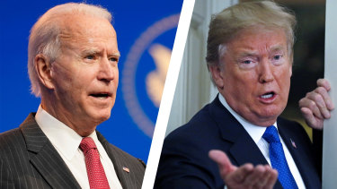 President-elect Joe Biden continues to be ahead of President Donald Trump after the recount.