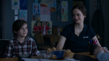 Eva Green and Zelie Boulant-Lemesle play an astronaut and her daughter in Proxima.
