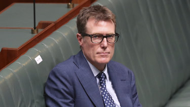 Attorney-General and Minister for Industrial Relations Christian Porter is facing questions after a ABC Four Corners report.