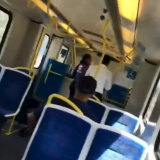 Fahima Adan says she was assaulted on a Melbourne train.