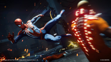 Spider-Man is Sony's big exclusive for the PlayStation 4 this season. Developed by Insomniac (Spyro, Sunset Overdrive), it's expected to be Marvel's answer to the massive Batman Arkham games.