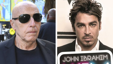 John Ibrahim and his publisher have been ordered to pay Sydney identity Tom Domican $100,000.