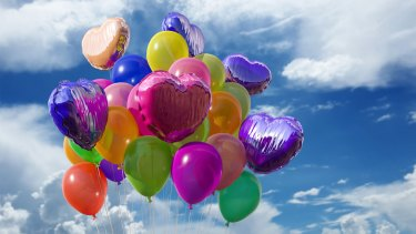 Sellers of balloons are very aware of the law and have bowed to it, but say business has suffered.