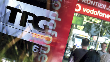 Vodafone and TPG are fighting to merge.