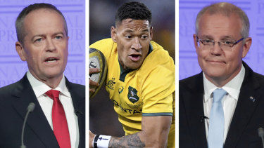 Christian leaders have written to Bill Shorten and Scott Morrison to demand they protect religious beliefs in light of the recent Israel Folau controversy.