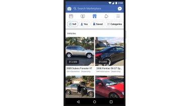 Facebook is launching a new car-focused section of Marketplace in partnership with Australia businesses like Carsales.