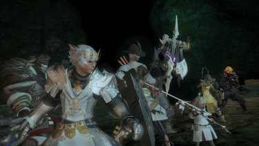 Final Fantasy XIV is a very diverse online game that has long celebrated its queer community.