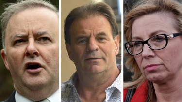 Anthony Albanese has sought Victorian construction union boss John Setka's expulsion from the ALP over comments he made about family violence campaigner Rosie Batty.