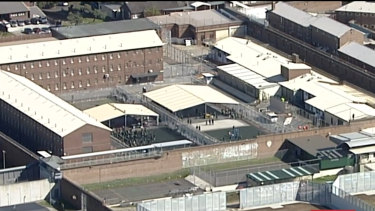 A 28-year-old man has been charged with murder at Silverwater Correctional Centre.