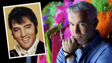 Baz Luhrmann's new Elvis movie will be partly post-produced in NSW after shooting in Queensland.