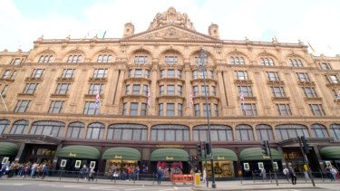 Secrets of Harrods Department Store