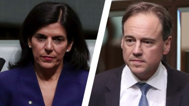 Former Liberal MP Julia Banks is running against Health Minister Greg Hunt in a pivotal contest in Flinders, and environmental issues are looking large.