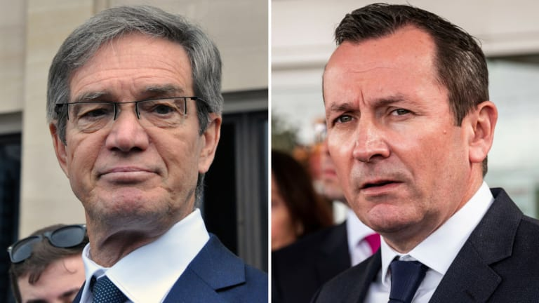 Opposition leader Mike Nahan has lashed the McGowan government's plan to boost the number of foreign students coming to WA.