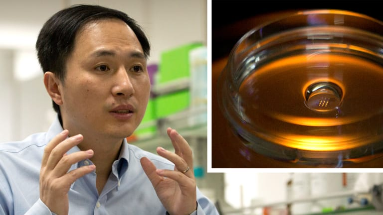 He Jiankui claims hehelped make the world's first genetically edited babies: twin girls whose DNA he said he altered.