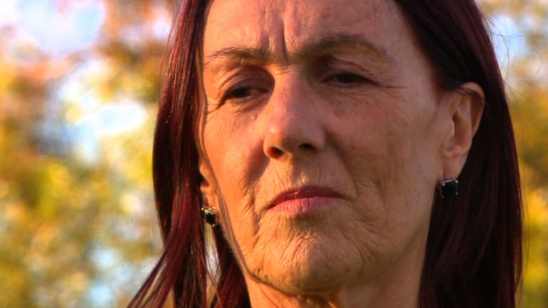 Wendy Robinson fought to prevent her brother accessing their parents' estate.