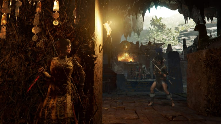 As ever, Lara is more than a match for all the enemies she faces, but you still have to play it smart.