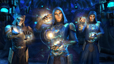 The Psijic Order lets you add some time manipulation magic to your character.