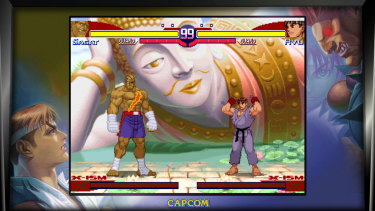 Street Fighter 30th Anniversary Collection review: Hadouken