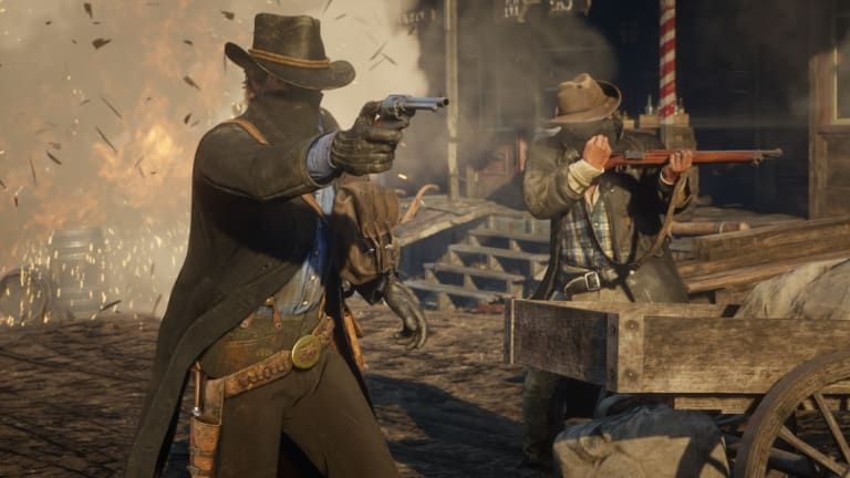 Red Dead Redemption 2, from Rockstar, is one of the year's biggest games. A massive 95 million copies were shipped of Rockstar's last game, Grand Theft Auto V, making a mint for it and parent company Take-Two.