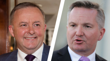 Anthony Albanese could run unopposed for the Labor leadership after Chris Bowen's withdrawal.