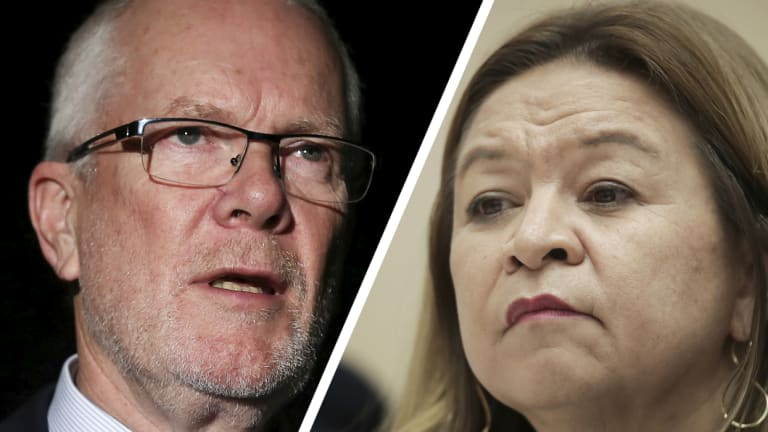 ABC chairman Justin Milne told managing director Michelle Guthrie to fire journalists that had angered the government,