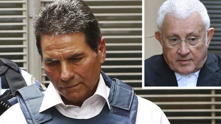 Lucky Gattellari was the key witness at Ron Medich's murder trial.