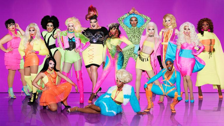 A decade of fun: RuPaul's Drag Race.