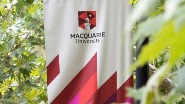 Macquarie University has enforced a staff hiring freeze.