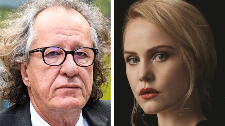 Eryn Jean Norvill has been dragged into the defamation case brought by Geoffrey Rush against the Telegraph.