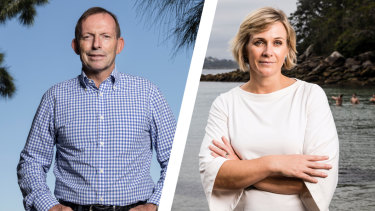 Bookmakers now believe Tony Abbott could lose Warringah to independent Zali Steggall.